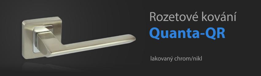Rozetové kování Quanta-QR