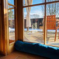 Aesthetic Dveřní a okenní ochrana proti průvanu Mikroplyš Barva: 355 - levandulová