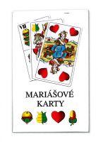karty mariášové, dvouhlavé, pap.krabička (8588001170639)