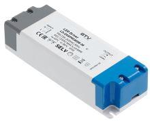 GTV LED trafo LD-ZASPRO65W-30 LED trafo AC220-240/DC12V, 65W ,  IP20