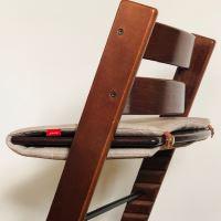 Aesthetic Stokke Tripp Trapp - polstr - podsedák Barva: Red, Velikost: sedák - hloubka 25cm