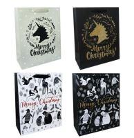 Incood. veselé vánoční dárkové tašky 0071-0171