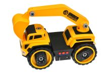 Multifunctional Trucks - Bagr se zvuky (28cm) - 8592000190161