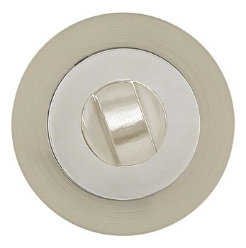 rozeta 950 WC - M6/M9 - lakovaný chrom/nikl
