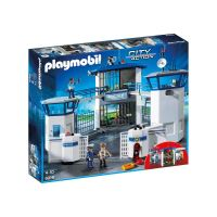 Playmobil 6919 POLICEJNÍ CENTRÁLA S VĚZENÍM
