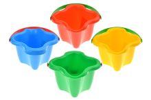 Kyblíček na pískoviště (10x15xm) - Mix barev, 1ks - 5905914008393