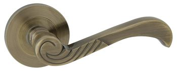 Dveřní dělené rozetové kování CASABLANKA-R