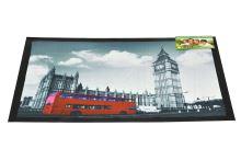 Bytová rohožka PERFECT HOME 40x60cm - Londýn - 5906651042596
