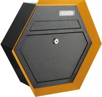 Poštovní schránka - domovní listovní schránka WPM34G