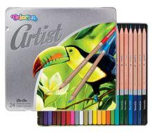 Colorino - 24 barevných tužkových umělců