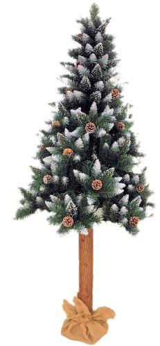 Umělý vánoční stromek borovice 180 cm