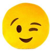 Dekorační polštář Emoji - oko