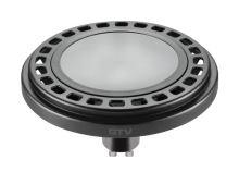 GTV LED žárovka LD-ES11101-30 Světelný zdroj LED. ES111, GU10 12W, 12xPOWE