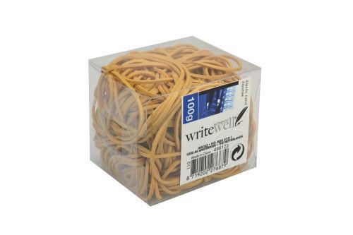Elastické gumičky do domácnosti 100g (7,5cm) - 8719202276879