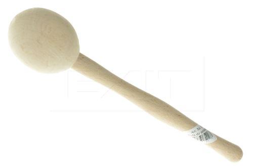 Dřevěná koule na mačkání drcení (29cm) - 5907595740173