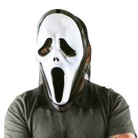 Maska duch Vřískot Halloween (8590687507074)