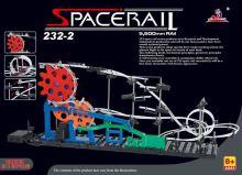 SpaceRail 232-2 LEVEL 2 kuličkodráha nové generace OZUBENÉ KOLO