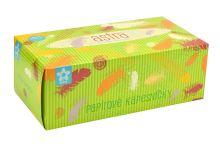 Papírové kapesníčky Astra, 200 kusů, 2 vrstvé - Mix motivů obalu - 8594050931565