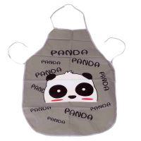 Zástěra Kuchyňská zástěra s potiskem pandy