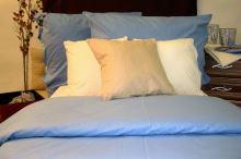 VERATEX Jersey povlečení 70x90 140x200 (č.21-sv.modrá)