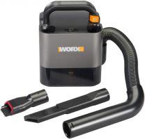 WX030.9 - Aku přenosný vysavač 20V