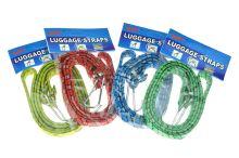 Pružný upínač gumicuk - Mix barev, 1ks - 6144594107517
