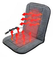 Compass Potah sedadla vyhřívaný s termostatem 12V TEDDY přední 04121