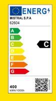 PROTECO - 52.02-018 - lampa stojanová jednoduchá 230 V,  400 kWh/1000 hodin, halogen