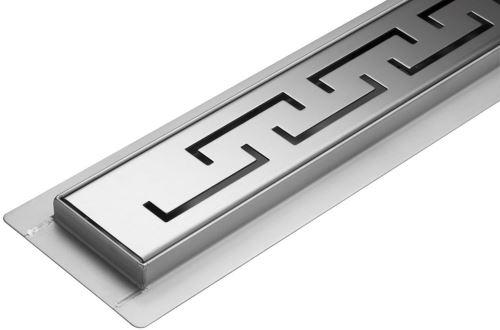 FALA Lineární koupelnový žlab OLIMP 90 cm WET&DRY TO-75424