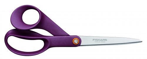 Nůžky Inspiration Merlot, 21 cm