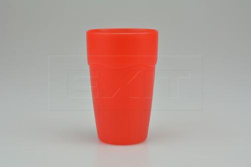 Plastový kelímek TVAR (400ml)