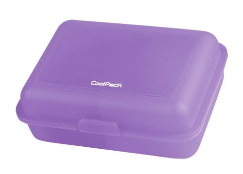 Frozen purple coolpack