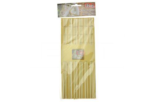 Bambusové hůlky - Sada 12párů - 8711295830044
