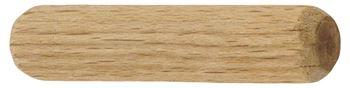 Dřevěný spojovací kolík vroubkovaný 8x32 mm (100 ks.)
