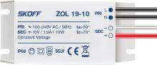 SKOFF LED trafo ZL-019-C-1-1 LED napaječ 10V/19W ZOL 19