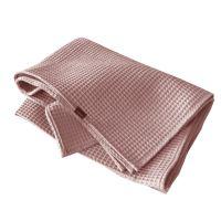 Aesthetic Bavlněný ručník/osuška s vaflovým vzorem - Lilac Rozměr: 47x70 cm
