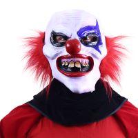 Maska klaun/Halloween (8590687634121)