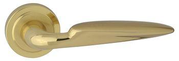 Dveřní dělené rozetové kování LAMIA -R