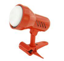 TEMAR Lampička Klips velký červený