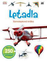 knížka samolepková Letadla (9788075180414)