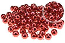 Vánoční řetěz DECORIS (2x270cm) - Červený - 8717427445162