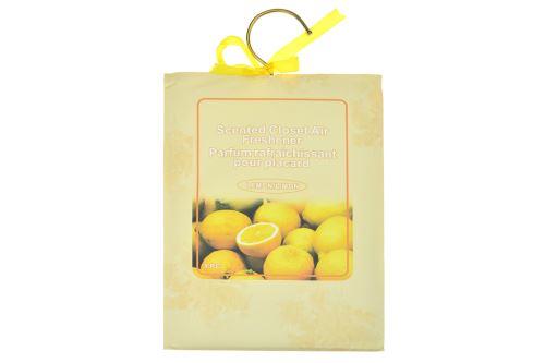 Vonný sáček do šatní skříně (23x17cm) - Citron - 8595586353173