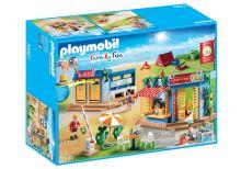 Playmobil velký kemp 70087