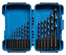 Sada vrtáků 1-10mm 15dílů cobalt