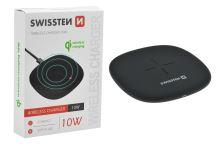 Bezdrátová nabíječka SWISSTEN 10W - 8595217469501
