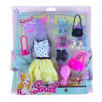 Obleček pro panenky s doplňky (8590687199262)