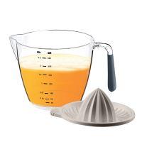 Herzberg HG-CK179: Lis na citrusy a a odměrka šedá