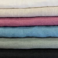 Aesthetic Lněná plážová deka, osuška - 100% len Rozměr: 150x200 cm, Barva: khaki