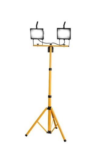 PROTECO - 52.02-019 - lampa stojanová dvojitá 230 V, 2x400 kWh/1000 hodin halogen