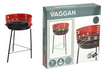 Zahradní gril VAGGAN BARBECUE 33cm - 8718158326539